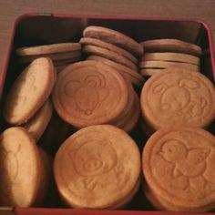 Medové sušenky