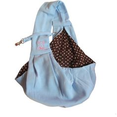Small Dog Reversible Sling Carrier