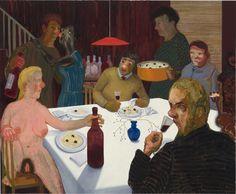 Nicole Eisenman - Sunday Night Dinner