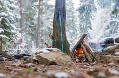 Survival Tips for Winter Day Trips | How To Make Your Outdoor Camping Experience More Memorable This Winter! | Survival Skills And Homesteading Ideas by Pioneer Settler at http://pioneersettler.com/survival-tips-winter-trips/