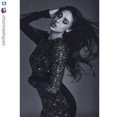 Bellissima @chechrodriguof indossa la mia collezione.  www.gabrielefiorucci.com #ceciliarodriguez #fashion #gabrielefiorucci