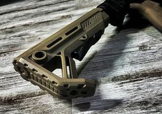 Viper Buttstock From Strike Industries