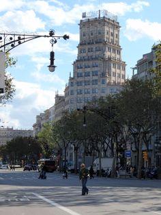 #Vitalicio Building (Passeig de Gràcia) #Spain Catalonia #Barcelona