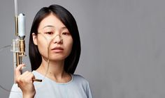 Design Academy of Eindhoven graduate Yi-Fei Chen designed a Tear Gun that shoots frozen tears like bullets.
