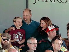 """ The Duke and Duchess of Cambridge, Prince George (and Princess Charlotte) watch the Premier League match between Norwich City and Aston Villa at Carrow Road on October 2019 in Norwich, United. Duke William, Prince William And Catherine, William Kate, Duchess Kate, Duke And Duchess, Duchess Of Cambridge, Royal Uk, Royal Life, Royal House"