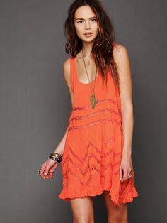 Intimately Free People Voile Trapeze Slip http://www.freepeople.com/whats-new/voile-trapeze-slip/