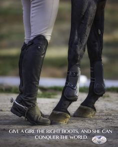 Professional's Choice Pro Performance Show Jump Boots with TPU Fasteners. English Horseback Riding and Eventing http://www.profchoice.com