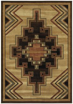 Mystic Canyon Rug Collection from Lone Star Western Decor