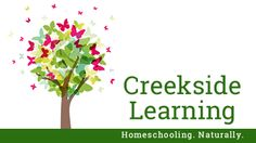Creekside Learning - Homeschool Toolbox with lots of linked posts and great ideas
