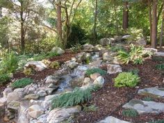 Waterfall created by Hoaglandscape. #WaterfallWednesday