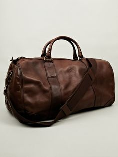 I am a dreamer — gentlementools Polo Ralph Lauren gym leather bag. Leather  Accessories 3289ceb3c7304