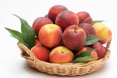 Saftige Pfirsiche aus dem eigenen Garten sind eine Köstlichkeit!