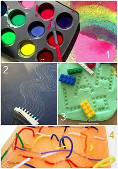 15 Simple Play Ideas for Kids - One Perfect Day