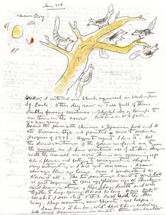 Citation: Miné Okubo to Roy Leeper, Jan. Roy Leeper and Gaylord Hall collection of Miné Okubo papers, Archives of American Art, Smithsonian Institution. Archives Of American Art, Mail Art, Oeuvre D'art, Les Oeuvres, Notebooks, Journals, Book Art, Illustration Art, Joy