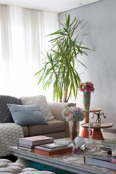 Open house - Karina Salgado. Veja: http://casadevalentina.com.br/blog/detalhes/open-house--karina-salgado-3079 #decor #decoracao #interior #design #casa #home #house #idea #ideia #detalhes #details #openhouse #style #estilo #casadevalentina #livingroom #saladeestar