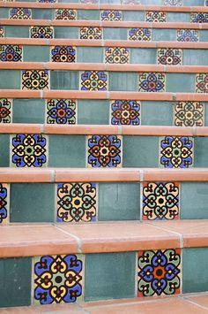 spanish tile...