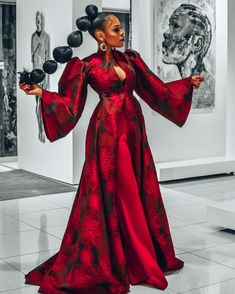 It's fashion week season and back home Africa Fashion International Fashion Week Joburg was first on the calendar-from October a. Elegant Dresses Classy, Classy Dress, Classy Outfits, Nice Dresses, Cute Outfits, Short Dresses, Bougie Black Girl, Fashion Show, Fashion Outfits