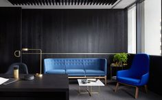 Landream Office, Melbourne, 2014 - Mim Design