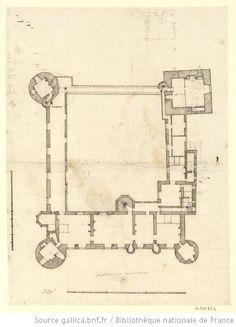 Château de Maintenon : 1 floor