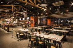 VIPS restaurant by CJ Foodville, Mapo-gu / Seoul – Republic of Korea