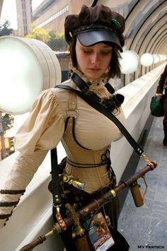 Steampunk #provestra