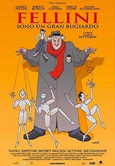 Fellini: Sono Un Gran Bugiardo (DVD)