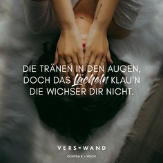 song quotes Visual Statements Die Trnen in den Aug - quotes Good Vibe Songs, Love Songs, Quotation Marks, Life Philosophy, Motivational Videos, Visual Statements, Text Posts, Music Lyrics, Music Bands