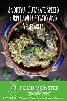 #eatfortheplanet #vegan #veganshare #vegansofig #plantbased #plantpower #healthy #eatclean #yum #foodporn #food #veganfoodporn #veganfood #vegancooking #veggieinspired #plantbasedcooking #plantbased #veg #eatgreen #eatclean #veganfoodshare #meatfree #meatless #dairyfree #plantpower #whatveganseat Vegan Indian Recipes, Vegan Recipes, One Green Planet, Purple Sweet Potatoes, Nutritious Meals, Dairy Free, Clean Eating, Food Porn, Veggies