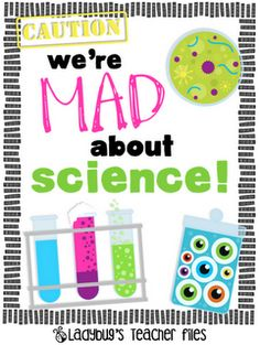 Little Miss Hypothesis - Lessons from the Science Lab: Science Stuff!