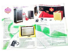 1973 Heathkit Catalog Vintage Electronics Amp by CollectionSelection