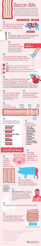 Bacon Facts & Fun Trivia - http://dailyinfographic.com/wp-content/uploads/2010/08/bacon.jpg