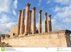 Templo de Artemis Jerash