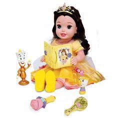 Giveaway: Disney Princess Storytelling Princess Belle