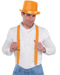 CostumeBox offers quick delivery and the best prices for Costumes and Party Accessories. Looking for Orange Suspenders? Plastic Belt Buckle, Belt Buckles, Baby Halloween Costumes, Cool Costumes, Sydney Metro, Party Accessories, Fedora Hat, Suspenders, Joker