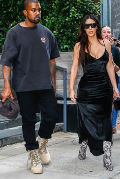Kim Kardashian se pasea por Nueva York con un vestido que una vez más dejó a todos impactados