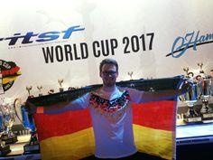 Deutsche Herren gewinnen erstmals Gold im Doppel und Einzel