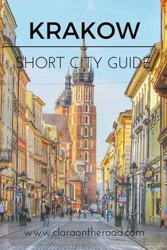 A short guide to Krakow, Poland. Everything you need to know about the city and what do not miss.