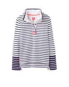 Joules Womens Cowdray Sweatshirt - Anna Davies