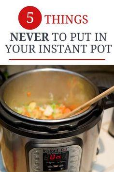 Instant Cooker, Instant Pot Pressure Cooker, Pressure Cooker Recipes, Pressure Cooking, Slow Cooker, Pressure Pot, Fast Cooker, Best Instant Pot Recipe, Instant Recipes