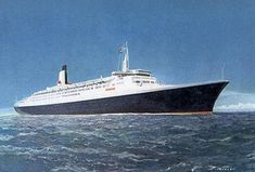 the Queen QE2