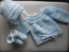 jersey bebe primra postura, preparando el invierno