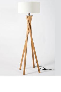 Buy Indoor Living Online - Furniture, Storage, Lighting, Rugs, Floor Coverings, Decorations, Lamps and more at EziBuy - Chasse Floor Lamp - EziBuy Australia