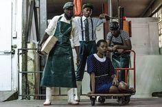 Self-Taught Fashion Guru Inspires Vintage Style in Namibia - My Modern Met
