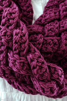 Crochet: Rapunzel Scarf   Flickr - Photo Sharing!