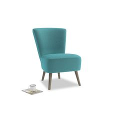 Bellini Chair in Belize Clever Velet