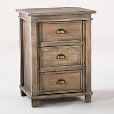 Isa Nightstand | Bedroom Furniture| Furniture | World Market