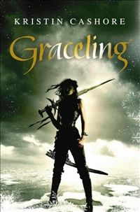 """Young adult fantasy novel about a young warrior and her journey of self-discovery.   """"I've just read (and about to pass on to my daughter) Graceling, Fire and Bitterblue. Gorgeous books"""" - Naturalaussiemum, The Kids Are All Right Forum member."""