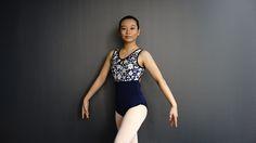 Miguel Leotard / Dance by Lina #dancebylina #danceleo #leotards #balletleotards #balletdancewear #leos #danceleos #dancewear #dancefloral #floralprintleotards #printedleotards #leotard #balletleotard
