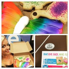 """How cool is this. Go to @3BrothersBakery buy a delicious butterfly or Dino cookie. Snap a pic & tag them plus @HMNS get a discount entry code! Thx @integrateteam! #summerinhtown #activities #discount #EOMaggie #maggieinthemornings - @mflecknoe"