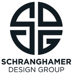 SCHRANGHAMER DESIGN GROUP Branding for Boston-based interior design firm Schranghamer Design Group creates living spaces with both timeless and innovative character, making for the familiar challenge to develop a logo that feels both classic and moder Typography Logo, Logo Branding, Branding Design, Resume Design, Initials Logo, Monogram Logo, Corporate Design, Business Design, Business Logo